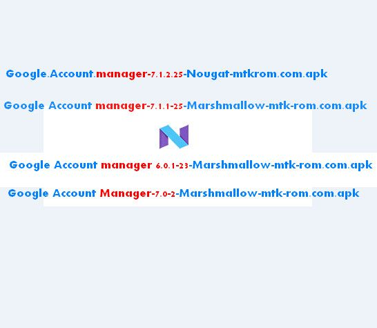 How To Download Google Account Manager Apk Google Account