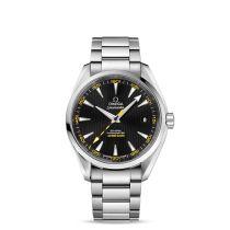 Omega Seamaster de la aguamarina Hombres Terra reloj 231.10.42.21.01.002
