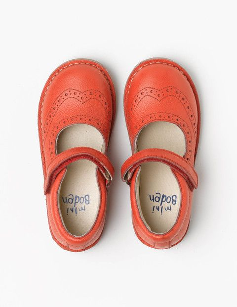 Leather Mary Janes | Mini Boden