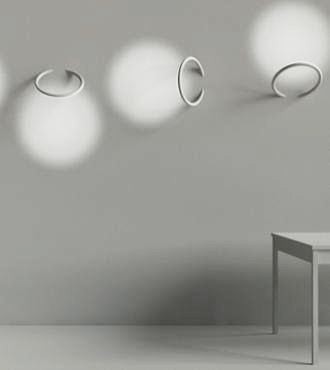 Flos Wall Piercing Light: