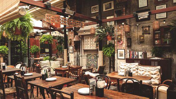 Dishoom Indian restaurant - Shoreditch, 7 Boundary Street, London E2 7JE
