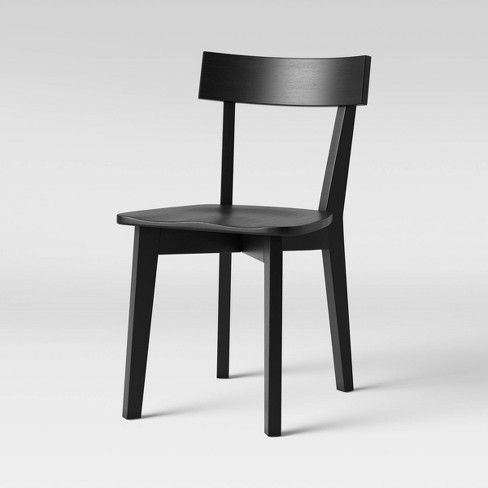 Contemporary Dining Chairs Wooden