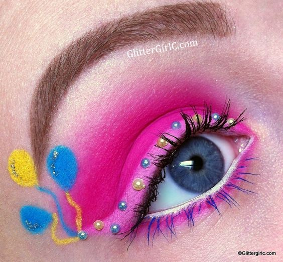 pinkie pie cosplay makeup - Google Search