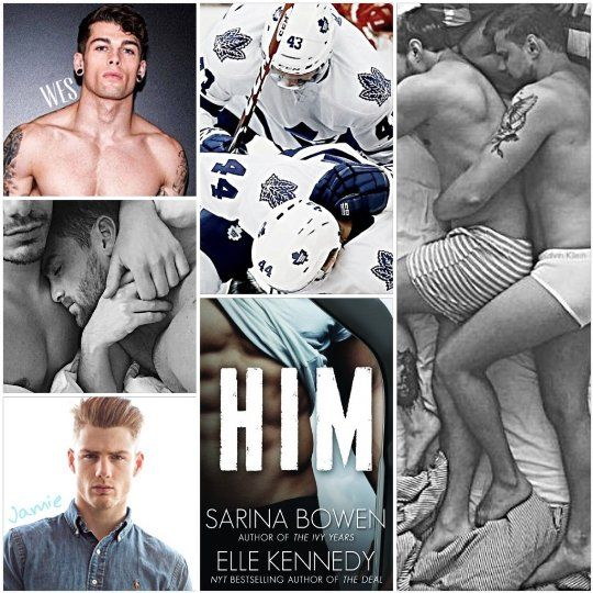 HIM by Sarina Bowen and Elle Kennedy: