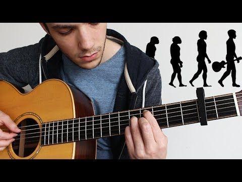 Este Video Te Guiara A Traves De La Evolucion De La Musica Con Canciones Desde 1680 Hasta 2017 Desde Una Hermosa Guitarra Guitar Music Music Guitar