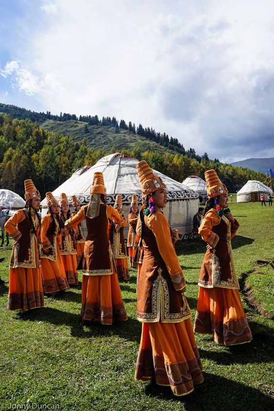40 Photos Of Nomadic Fun At The World Nomad Games