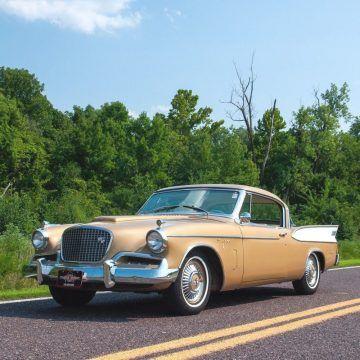 1957 Studebaker Golden Hawk For Sale Vintage Cars For Sale Chrysler Cars Classic Car Garage