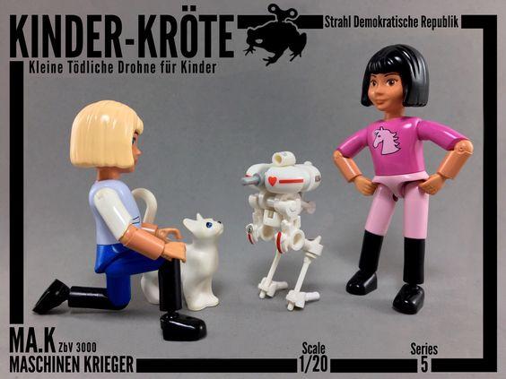 Kinder-Kröte | by D-Town Cracka