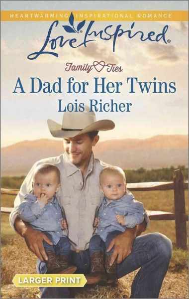 """Widow Abby McDonald is pregnant with twins, suddenly homeless and has nowhere to go. When her late husband's army buddy offers her a temporary haven at his family ranch, Abby accepts the cowboy's hospitality. She knows that Cade Lebret, an honorable man with a complicated life, is just """"doing the right thing."""" But when a needy foster child joins their makeshift family, Abby begins to see what a kind, loving father figure Cade is. Suddenly she's dreaming of making the Lebret ranch her home."""