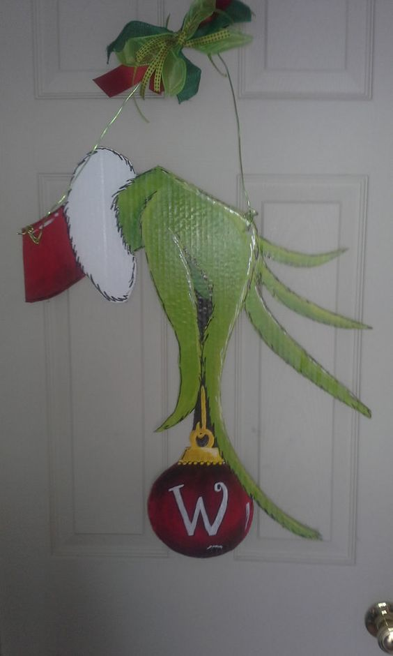 How The Grinch Stole Christmas Yard Decorations