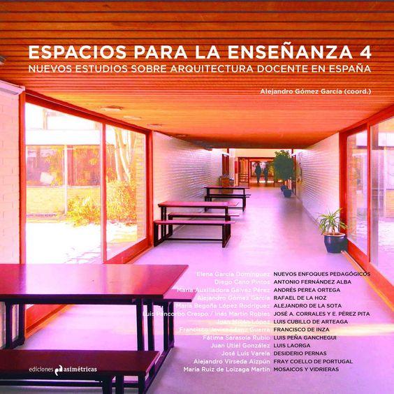 Espacios para la enseñanza 4: nuevos estudios sobre arquitectura docente en España / Alejandro Gómez Garcia, coord.; Elena García Domínguez...[et al.] Signatura:  753 ENN  Na biblioteca:  http://kmelot.biblioteca.udc.es/record=b1544190~S1*gag