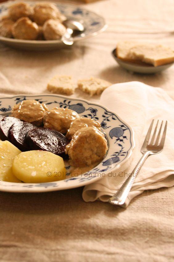 La Femme du Chef: Cucina svedese: impariamo le basi