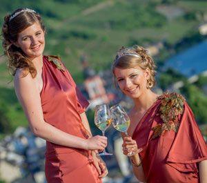 Duitsland reizen en vakantie: Wijnfeesten Moezel september 2016