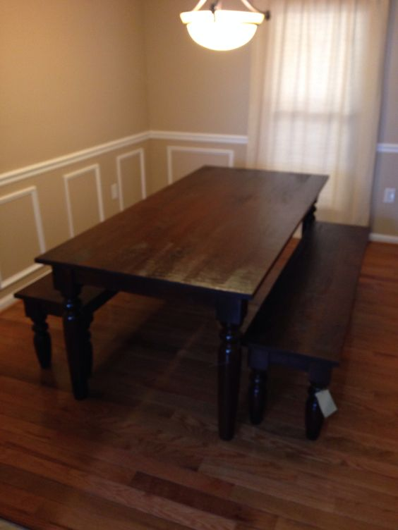 World Market Dining Tables And Benches On Pinterest