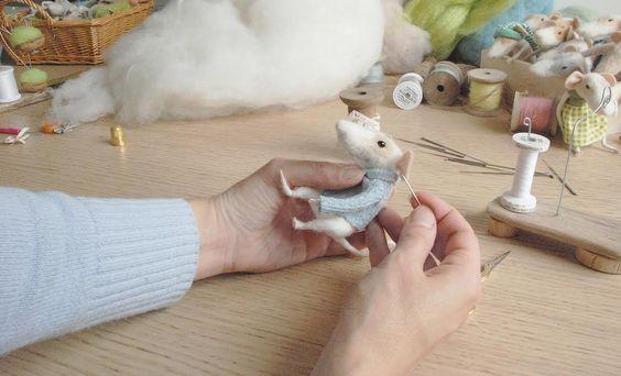 Découvrez Sophia KOLORI, l'artiste qui donne vie aux souris !