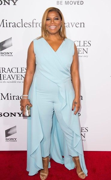 'Miracles From Heaven' Premiere - The Style Evolution of Queen Latifah - Photos