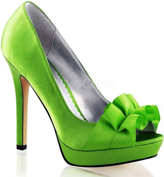 Pleated Ribbon Peep Toe Platform Stiletto Pumps High Heels Shoes Adult Women