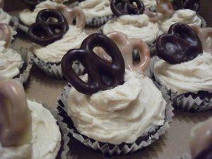 ... guinness guinness cupcakes pretzels chocolate cupcakes cupcake