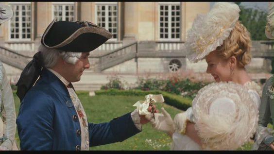 Marie Antoinette the movie