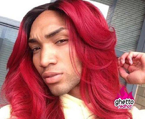 Ghetto Hair Styles: Go Ahead & Say My Hair Aint Luxurious When You Know It Is