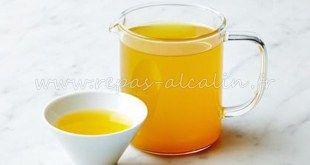 thé curcuma gingembre