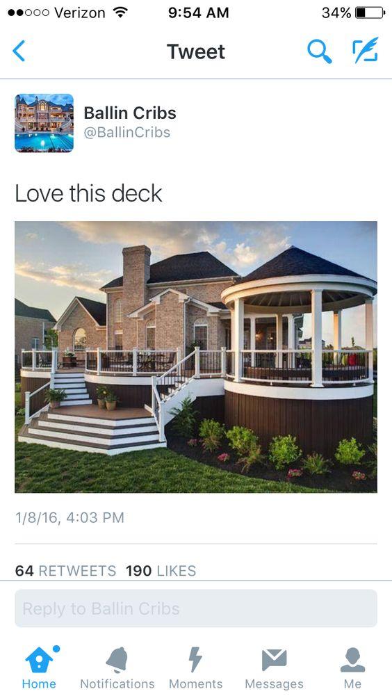 My dream deck