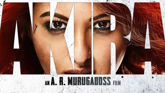 Check out Sonakshi Sinha's intense look from first poster of 'Akira'! | Latest News & Updates at Daily News & Analysis