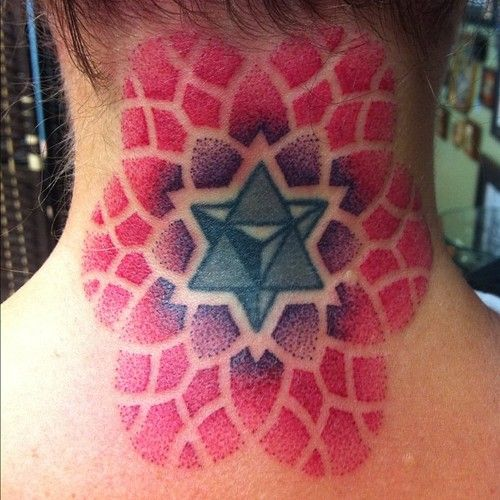 Another chakra tat. By Tamara Lee @ Black Garden Tattoo