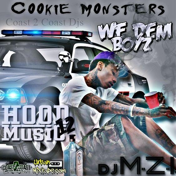 DJ M.Z.I. - We Dem Boyz Hood Music Vol 12