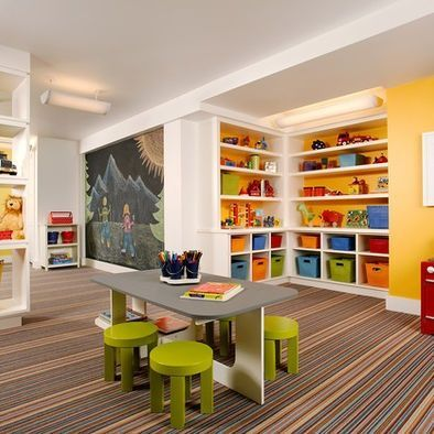 12 Tips for Choosing Paint Colors | Daycare design, Kids play area ...