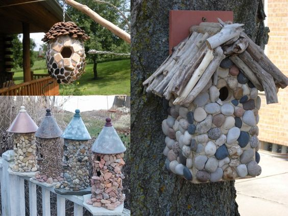 Le casette per uccelli fai da te rubriche infoarredo for Costruire una piccola casa da soli