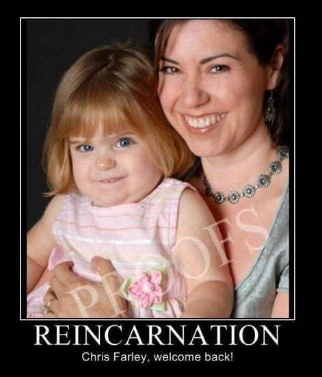 Chris Farley!!!!!!  lmao