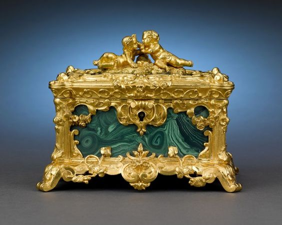 antique jewelry box - Google Search
