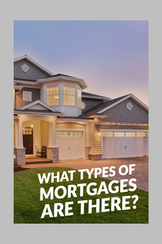 What Types Of Mortgages Are Available Compare Mortgages Home