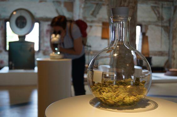Bier-Museum auf 1200 historischen Quadratmetern: Das HopfenBierGut in Spalt – Bayern-Reiseblog