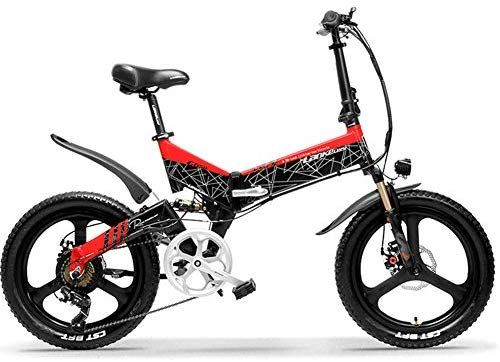 Cyrusher G650 Electric Bike Ebike Mens Mountain Bicycle 7 Speed