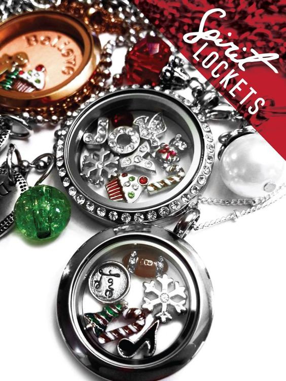 Spirit Lockets: Surprise Someone This Holiday With a Personalized Locket