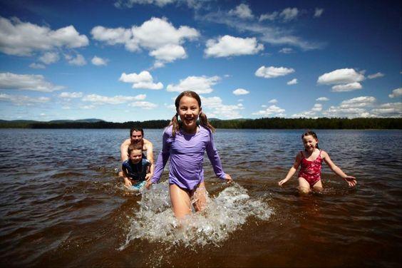 Michigan Beach Towns for Families