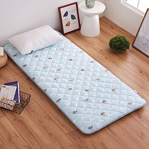 Zy Dd Padded Mattress Bed Mattress Comfort Soft Sponge Pad Student Dormitory Tatami Mattress Sleeping Pad E 90x200c Mattress Student Dormitory Comfort Mattress