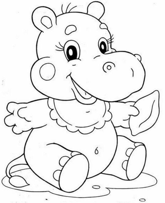 Kinder Malvorlagen Din A4 In 2020 Ausmalbilder Kinder Ausmalbilder Tiere Zum Ausmalen