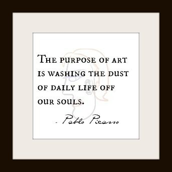 Famous Artist Quotes arts Pinterest Painting quotes