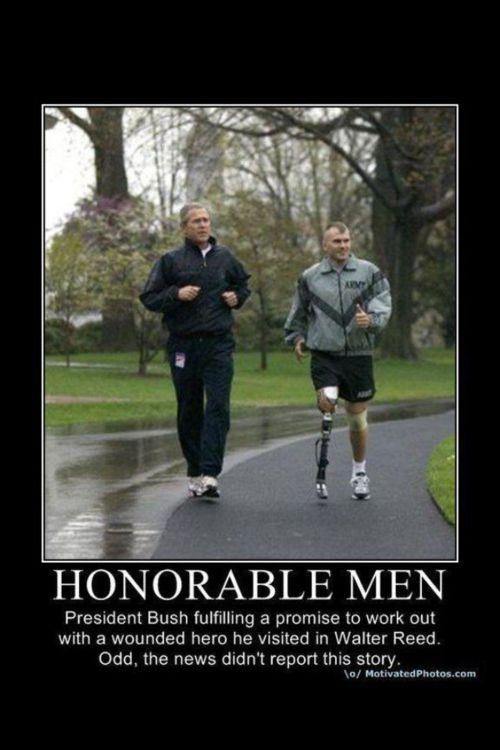 Love President Bush