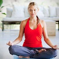 Say 'ahh' for relief! A new study finds that mindfulness meditation techniques can benefit those with chronic conditions that cause inflammation, such as rheumatoid arthritis.