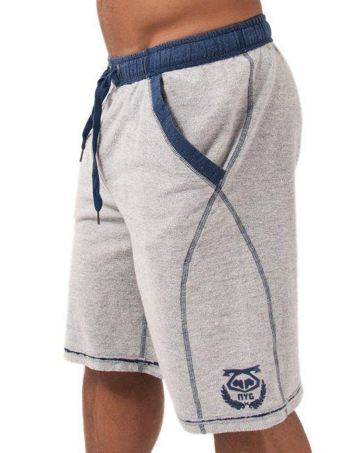 Amazon.com: Nasty Pig Reverse Fleece Short: Clothing