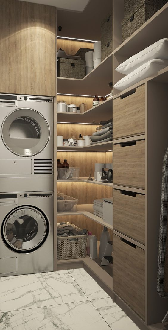 Pin By Cintia Cattaneo On Entrar I Rentar Home Room Design Laundry Design Modern Laundry Rooms Laundry room redo july 2009