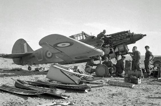 Curtiss Tomahawk Mark IIB