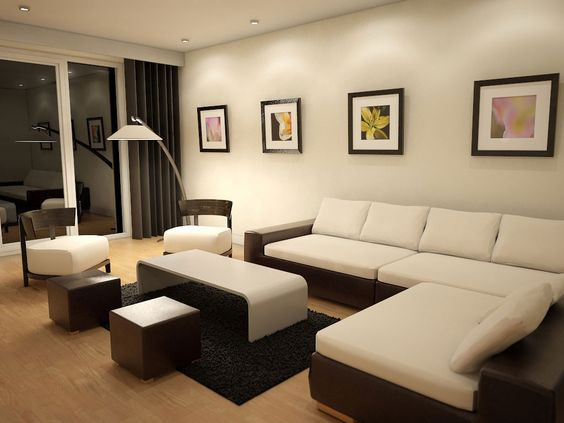 beauteous living room paint idea with white wall paint color and two tone l shaped beauteous living room wall unit