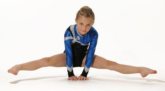Maillot de gymnastique / Gymnastics leotard par Aelitedesign