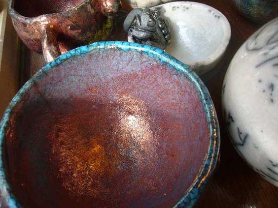 Arte Barro Ceramica Fogo Olaria Raku                              …