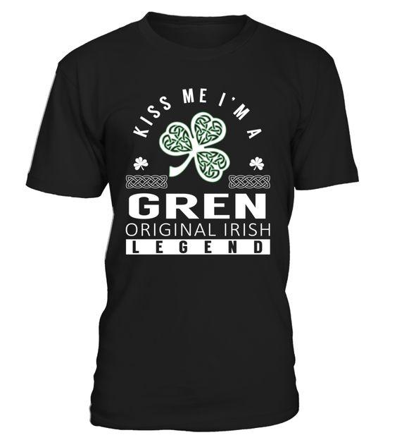 GREN Original Irish Legend